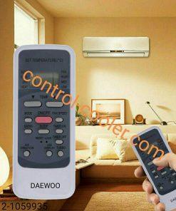 کنترل کولر گازی دوو (DAAEWOO)