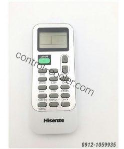 کنترل کولر گازی هایسنس Hisense